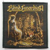 Blind Guardian - 'Tails From the Twilight' Woven Patch